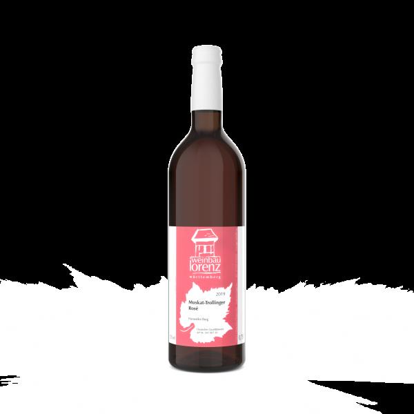 2019 Muskattrollinger Rosé QbA