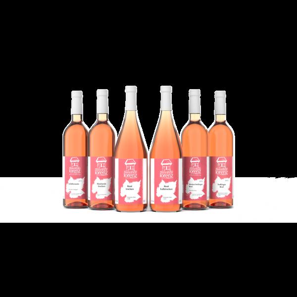 """Probierset 3: """"Rosé"""""""
